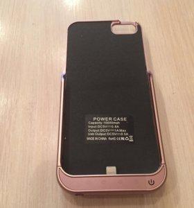 Чехол-аккумулятор для IPhone 6/6S/7