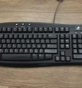 Клавиатура microsoft keyboard basic Q96-00009 PS/2