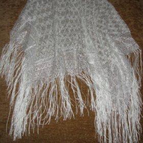 красивый ажурный платок