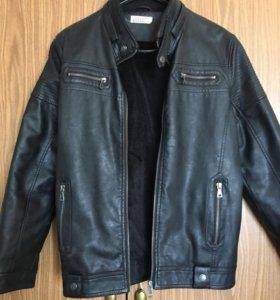 Куртка мужская(на меху)