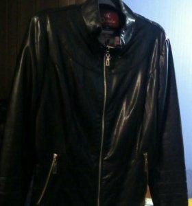Куртка кожзаменитель