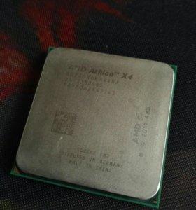 Процессор AMD Athlon ll X4 740