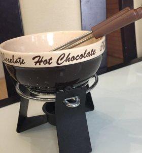 Фондю шоколад