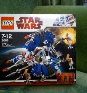 Конструктор Lego Star Wars 8086 Droid Tri-Fighter