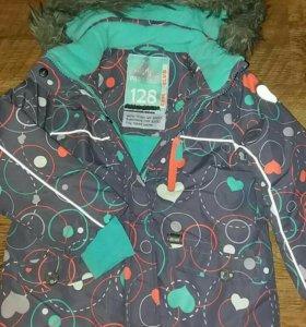 Куртка зима размер122