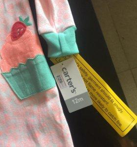 Пижама новая для девочки