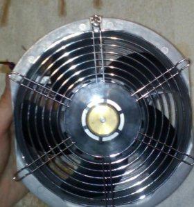 Вентилятор 12в 2.3А