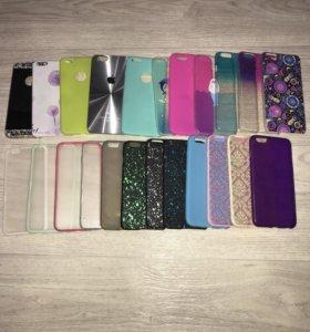 Чехлы для IPhone 6 Plus/ 6S Plus