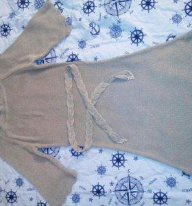 Туника- платье 46