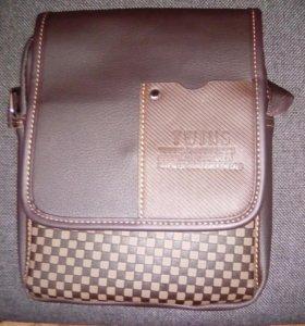 Сумка Портфель плеча, деловая сумка