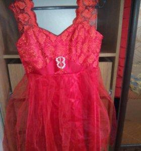 Продается  или (обмен) новое платье