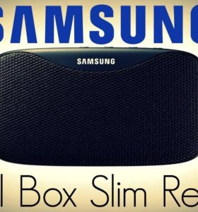 Колонка Slim Box