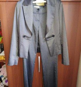 жакет+брюки