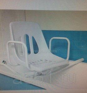 Поворотное сиденье для ванны