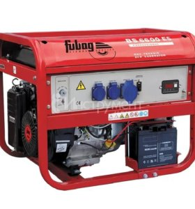 бензиновый генератор FUBAG BS 6600 ES