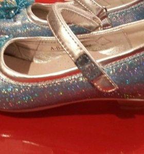 Туфли для девочки. Размер 32.