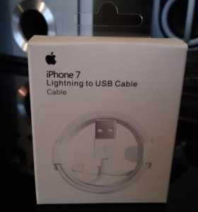 Apple iPhone7 Lightning to USB Cable