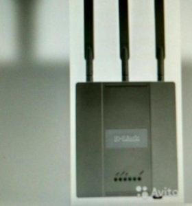 Точка доступа WiFi D-Link DAP-2590