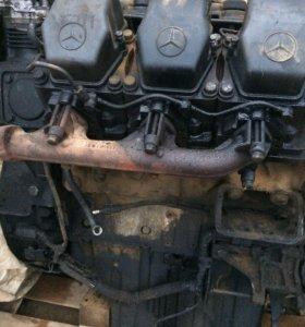 Двигатель мерседес 501