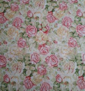 Ткань поплин для постельного белья шириной 220 см