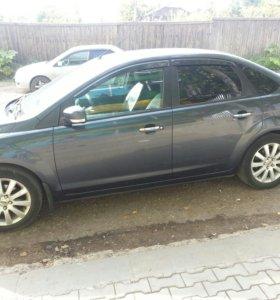 Форд фокус 2011 Г. В