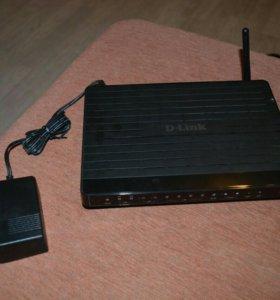 Wi-Fi роутер D-Link DPN-R5402