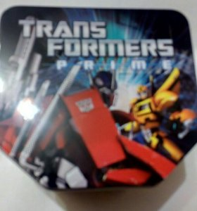 Карточки Трансформеры Прайм