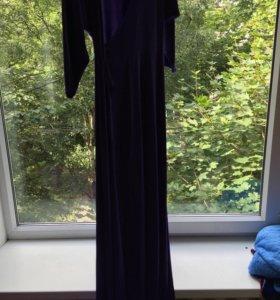 платье сиреневое 44-46