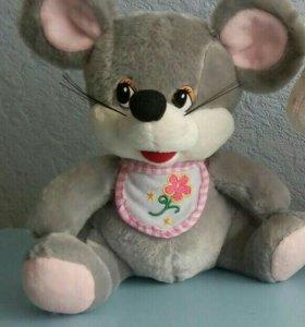 Мягкие игрушки мышка