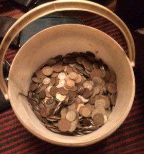 Монеты ссср советская мелочь