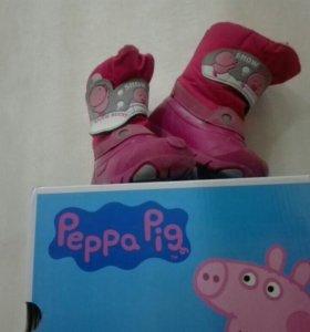 Детские сапожки Kapika