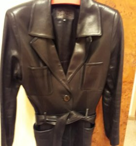 Кожанная куртка Jitrois