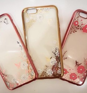 Чехлы на iPhone 5/5s, 6/6s, 7