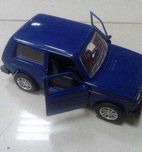 Модель машины