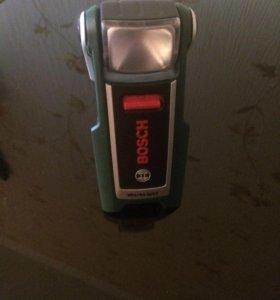 Новый фонарь светодиодный аккумуляторный BOSCH