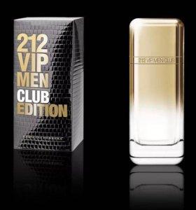 212 VIP Men Club Edition от Carolina Herrera