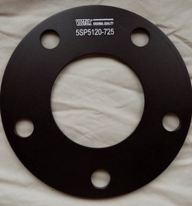 Проставки для колес БМВ BMW 5мм