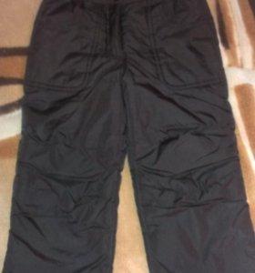 Болоневые штанишки 98 р-р