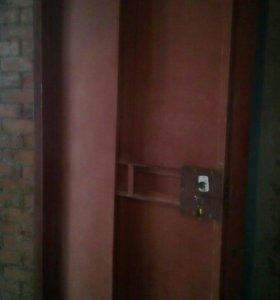 Дверь метал входная