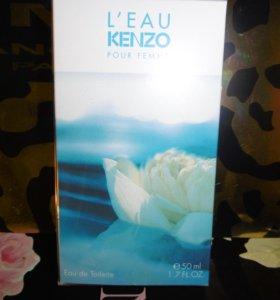 Kenzo L'EAU pour femme 50 мл туалетная вода