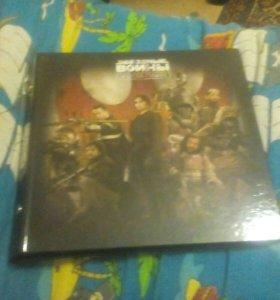Фишки звезные войны + альбом
