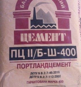 Цемент М 400,ПЦ-25 кг. М-500