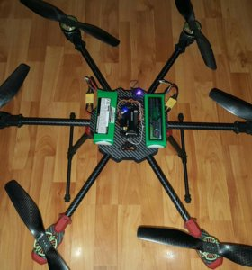 Квадрокоптер гекса коптер Tarot 680 PRO