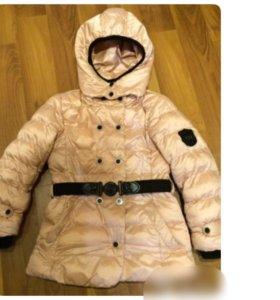 Куртка осень-тёплая зима