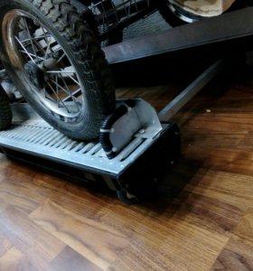 Подставка для коляски