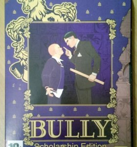 Bully Scholarship Edition (от создателей GTA)