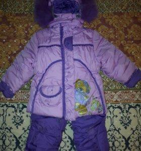 Костюм Lemming зима 110 рост
