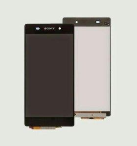 Дисплей с тачскрином для Sony Xperia Z2