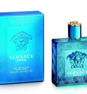 VERSACE EROS. Men. 100ml
