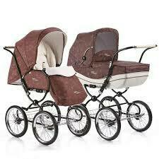 Продам детскую коляску зима -лето